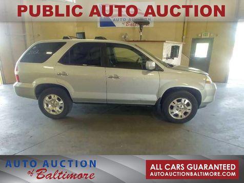 2002 Acura MDX    JOPPA, MD   Auto Auction of Baltimore  in JOPPA, MD