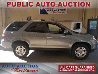 2002 Acura MDX    JOPPA, MD   Auto Auction of Baltimore  in Joppa MD