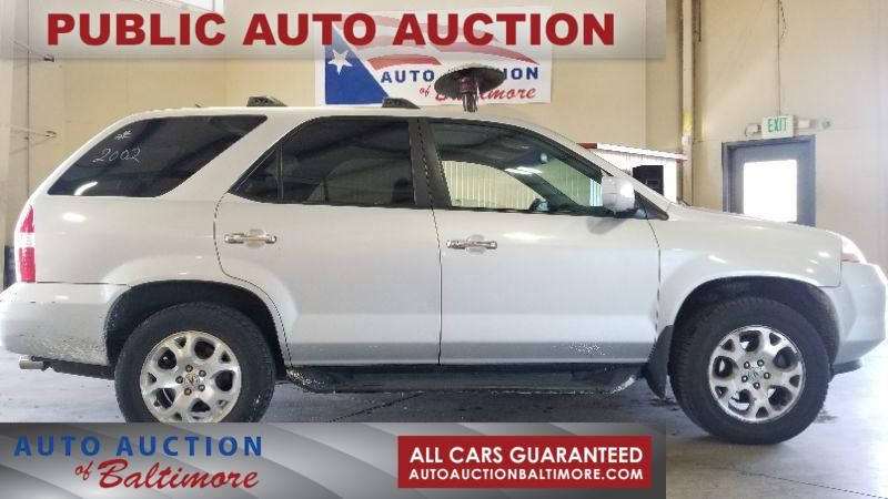 2002 Acura MDX Touring Pkg | JOPPA, MD | Auto Auction of Baltimore  in JOPPA MD
