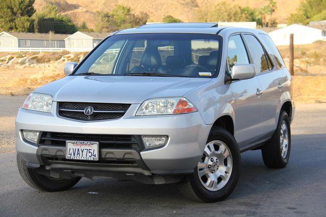 2002 Acura MDX Santa Clarita, CA 4