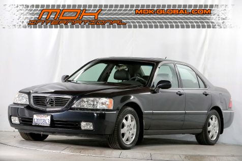 2002 Acura RL - Only 59K miles since new! in Los Angeles