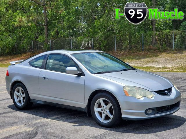 2002 Acura RSX Manual w/Leather