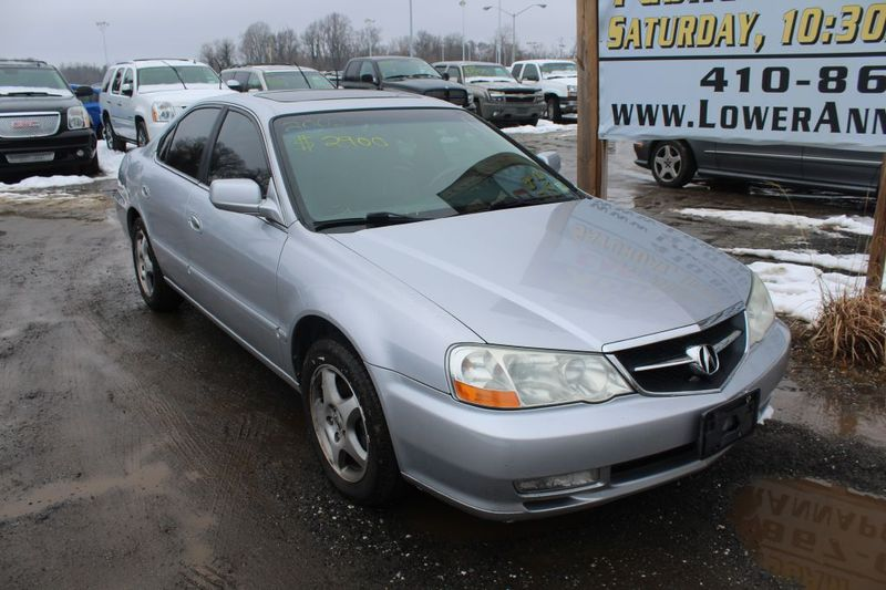 2002 Acura TL   city MD  South County Public Auto Auction  in Harwood, MD