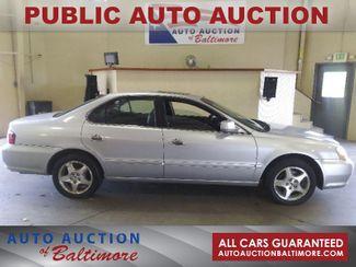 2002 Acura TL    JOPPA, MD   Auto Auction of Baltimore  in Joppa MD
