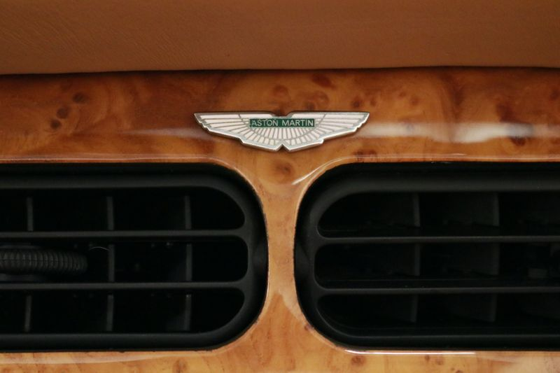 2002 Aston Martin DB7 Vantage   city NC  The Group NC  in Mooresville, NC