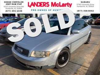 2002 Audi A4 3.0L | Huntsville, Alabama | Landers Mclarty DCJ & Subaru in  Alabama