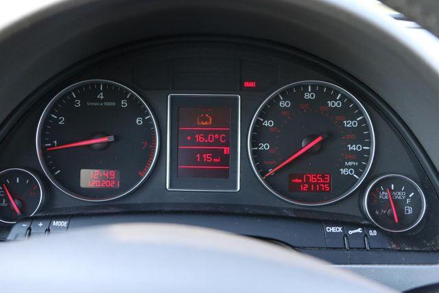 2002 Audi A4 1.8T QUATTRO 5 SPEED Santa Clarita, CA 18