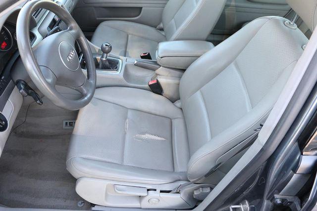 2002 Audi A4 1.8T QUATTRO 5 SPEED Santa Clarita, CA 13