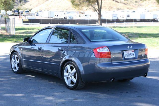 2002 Audi A4 1.8T QUATTRO 5 SPEED Santa Clarita, CA 5