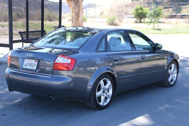 2002 Audi A4 1.8T QUATTRO 5 SPEED Santa Clarita, CA 6