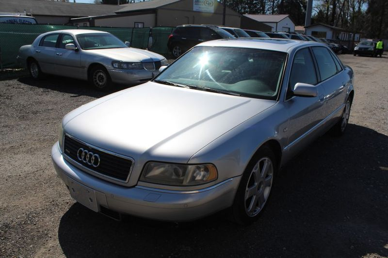 2002 Audi A8 L QUATTRO  city MD  South County Public Auto Auction  in Harwood, MD