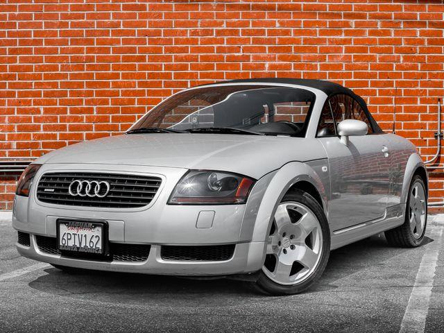 2002 Audi TT Burbank, CA 1