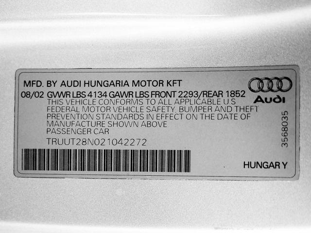 2002 Audi TT Burbank, CA 26