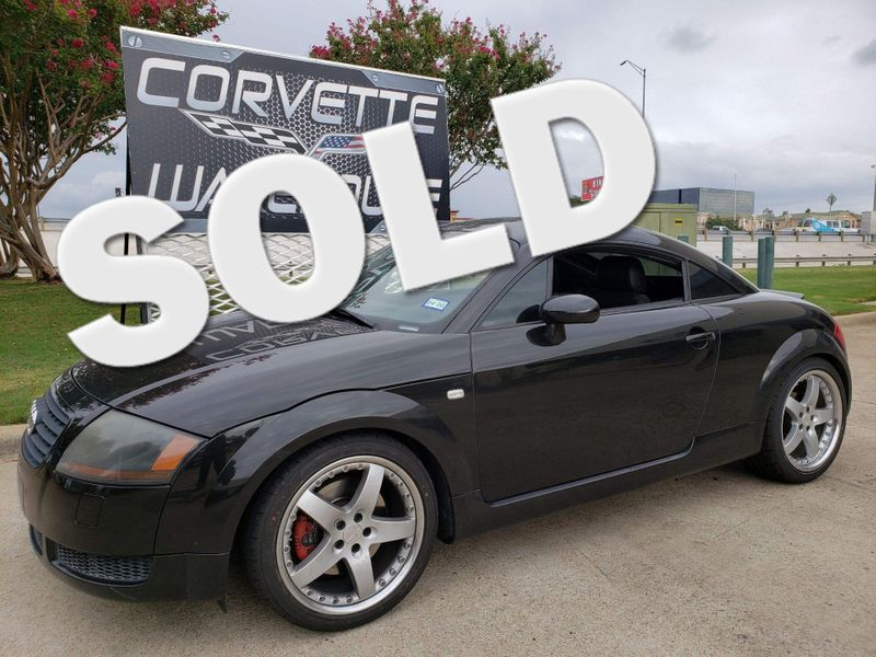 2002 Audi TT Coupe 6-Speed, CD Player, Polished Alloys! | Dallas, Texas | Corvette Warehouse