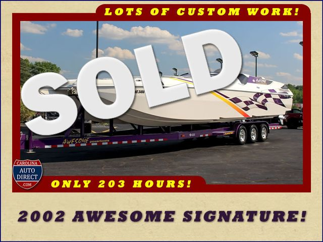 2002 Awesome SIGNATURE - ONLY 203 HOURS! EXTRA$! Mooresville , NC 0