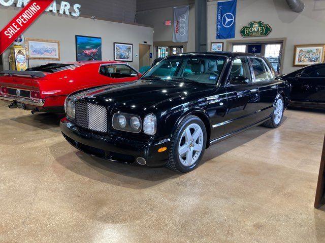 2002 Bentley Arnage T ( TWIN TURBO )