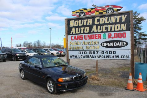 2002 BMW 325Ci CI in Harwood, MD