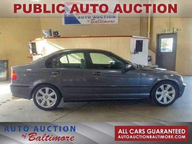 2002 BMW 325i  | JOPPA, MD | Auto Auction of Baltimore  in Joppa MD