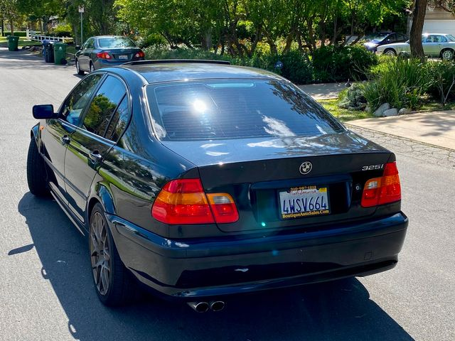 2002 BMW 325i PREMIUM PKG AUTOMATIC XENON NEW TIRES SERVICE RECORDS in Van Nuys, CA 91406