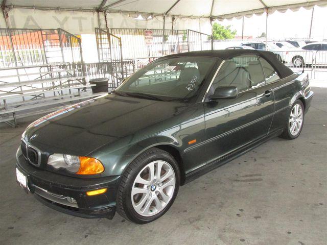 2002 BMW 330Ci Gardena, California