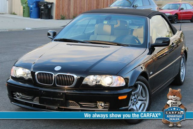 2002 BMW 330Ci ONLY 42K MLS 1-OWNER SERVICE RECORDS in Van Nuys, CA 91406