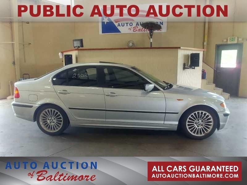 2002 BMW 330i  | JOPPA, MD | Auto Auction of Baltimore  in JOPPA MD