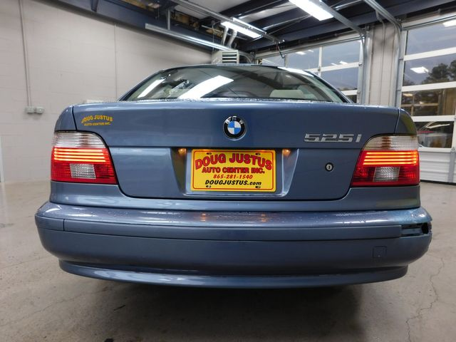 2002 BMW 525i 525iA in Airport Motor Mile ( Metro Knoxville ), TN 37777