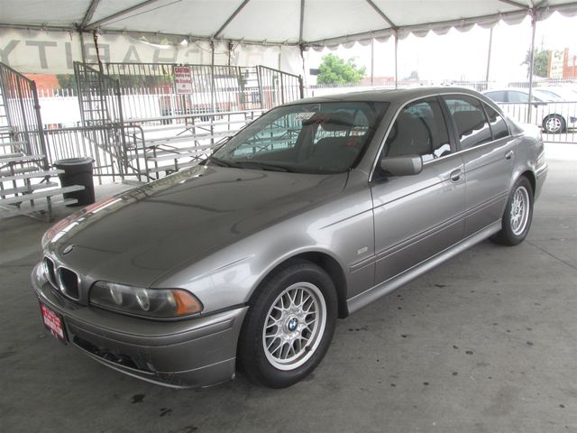 2002 BMW 525i 525iA Gardena, California