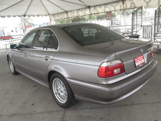 2002 BMW 525i 525iA Gardena, California 1