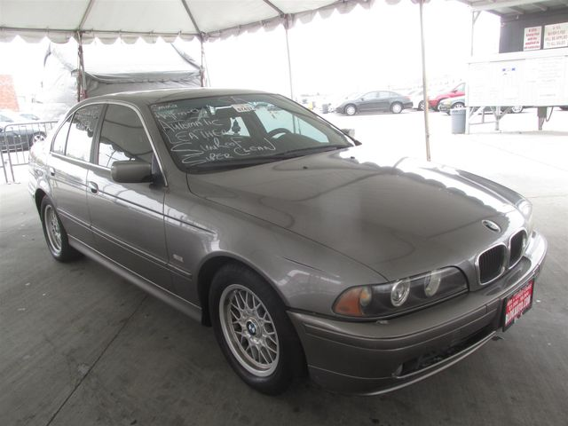 2002 BMW 525i 525iA Gardena, California 3