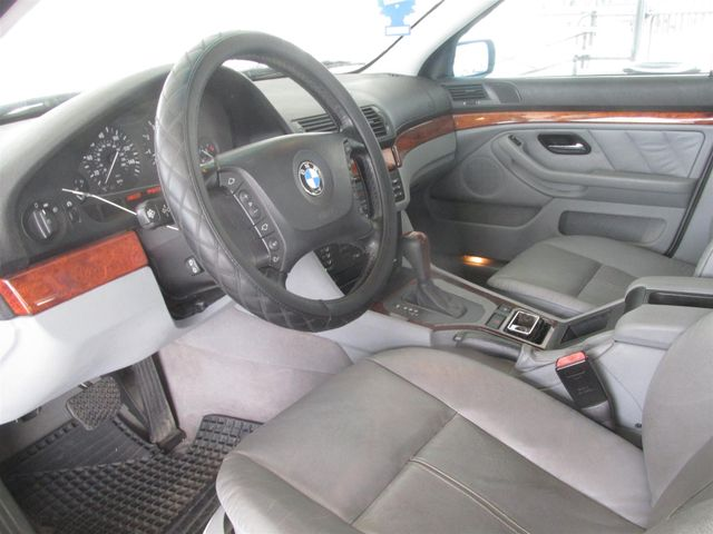 2002 BMW 525i 525iA Gardena, California 4