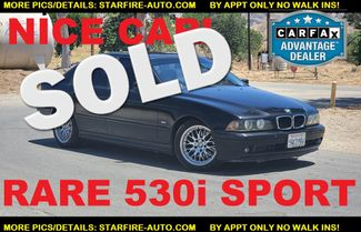 2002 BMW 530i SPORT PACK Santa Clarita, CA