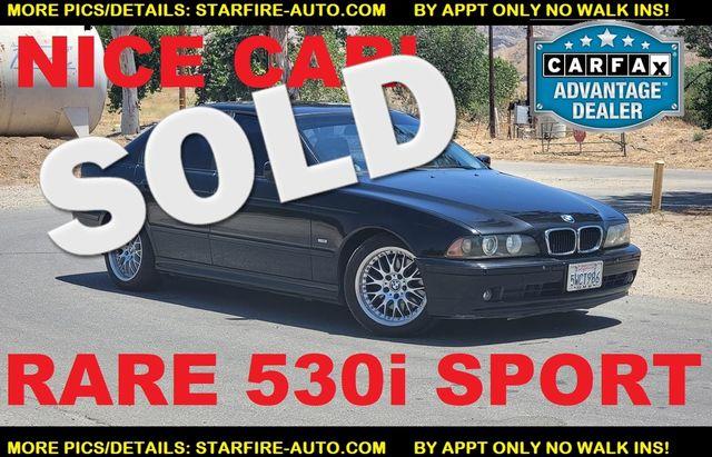 2002 BMW 530i SPORT PACK Santa Clarita, CA 0