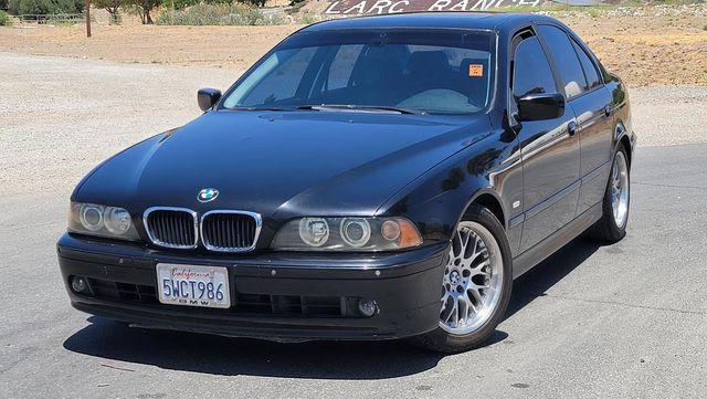 2002 BMW 530i SPORT PACK Santa Clarita, CA 4