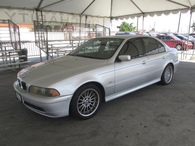 2002 BMW 540i 540iA Gardena, California