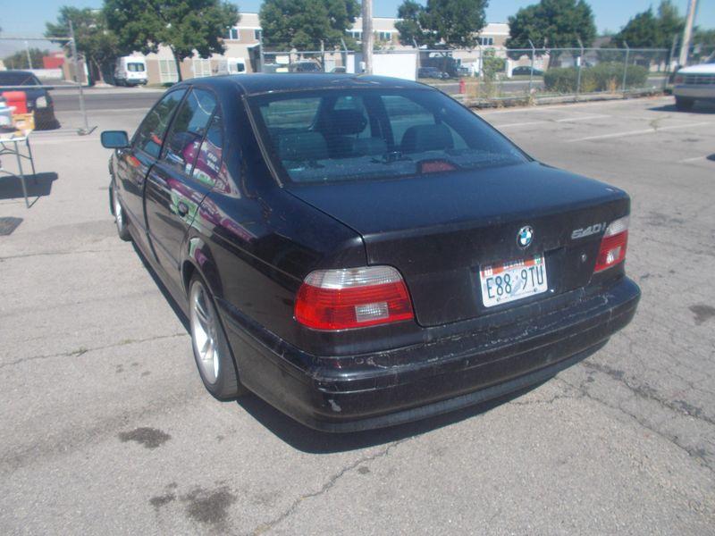 2002 BMW 540i 540iA  in Salt Lake City, UT