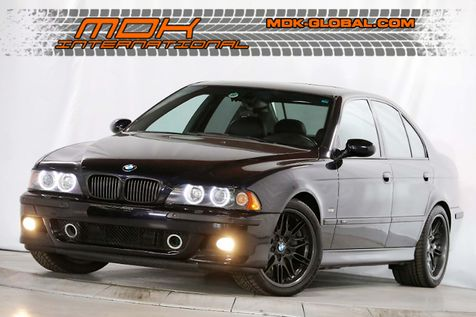2002 BMW M Models M5 - 1 Owner - Fully Serviced in Los Angeles