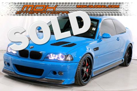 2002 BMW M Models M3 - MANUAL - LAGUNA SECA BLUE in Los Angeles