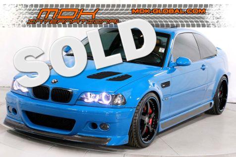 2002 BMW M Models M3 - MANUAL - LAGUNA SECA BLUE in Los Angeles