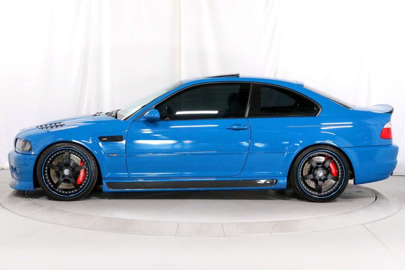 2002 BMW M Models M3 - MANUAL - LAGUNA SECA BLUE  city California  MDK International  in Los Angeles, California