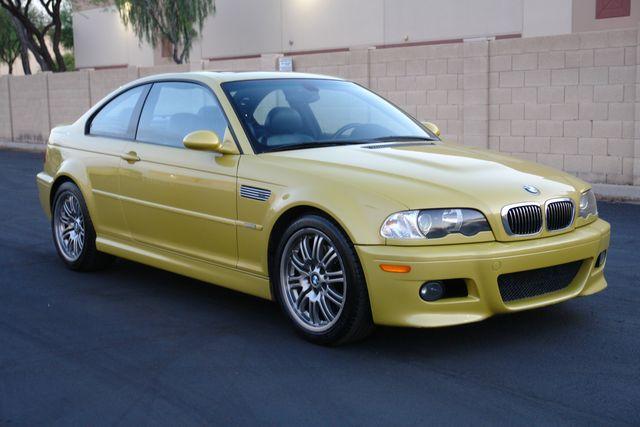 2002 BMW M Models M3