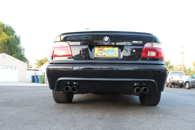 2002 BMW M Models M5 1OWNER MANUAL NAVIGATION XENON SERVICE RECORDS in Van Nuys, CA 91406