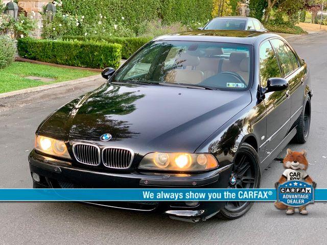 2002 BMW M Models M5 1OWNER MANUAL NAVIGATION XENON SERVICE RECORDS