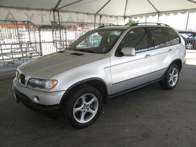 2002 BMW X5 3.0i Gardena, California