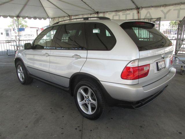 2002 BMW X5 3.0i Gardena, California 1