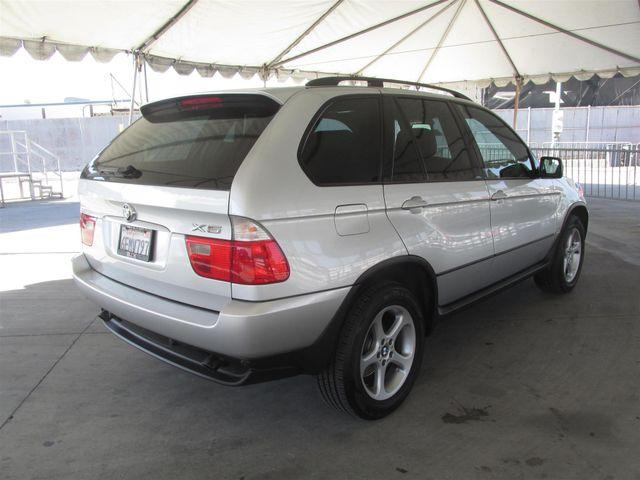 2002 BMW X5 3.0i Gardena, California 2