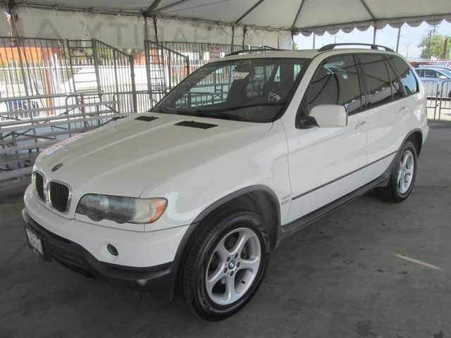 2002 BMW X5 3.0i Gardena, California