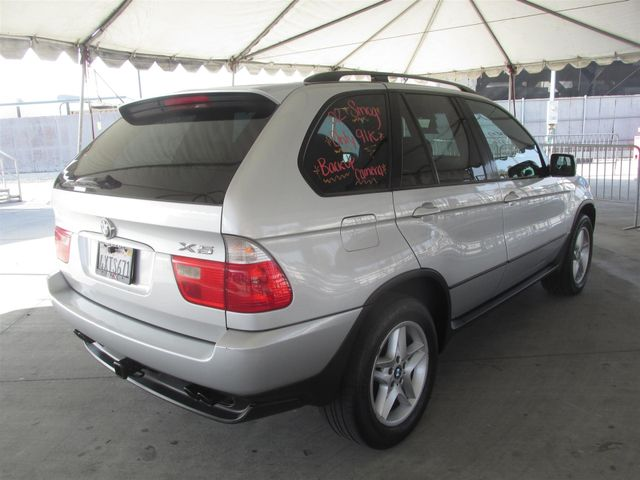 2002 BMW X5 4.4i Gardena, California 2