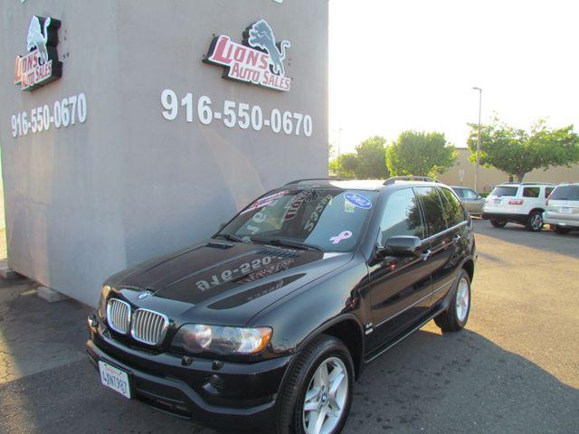 2002 BMW X5 4.4i Sharp / Extra Clean in Sacramento, CA 95825