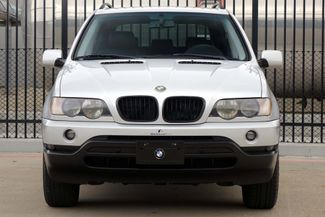 2002 BMW X5 3.0 * AWD * Black Wheels * NEW TIRES * COLD A/C * Plano, Texas 16